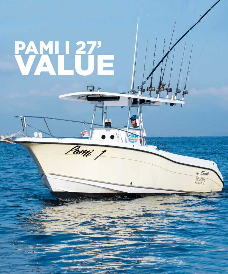 Vallarta Fishing Charters-Pami